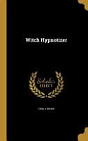 WITCH HYPNOTIZER PDF