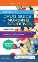 Mosby s Drug Guide for Nursing Students  with 2020 Update   E Book PDF