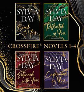Sylvia Day Crossfire Novels 1 4 Book