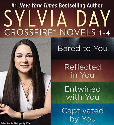Sylvia Day Crossfire Novels 1 4