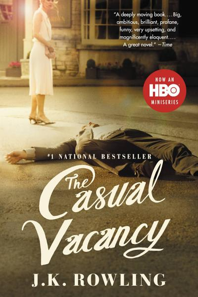 Download The Casual Vacancy Book