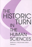 The Historic Turn in the Human Sciences