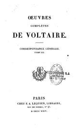 Oeuvres complètes de Voltaire: Volume56