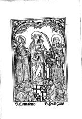 Jncipit ordo missalis s[ecundu]m choru[m] Constantien[sem] ...