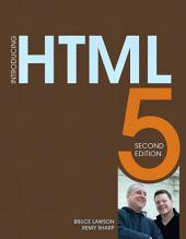 Introducing HTML5: Edition 2