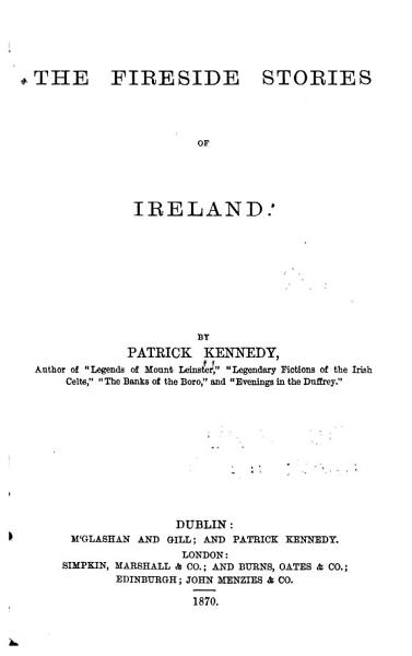 The Fireside Stories of Ireland PDF