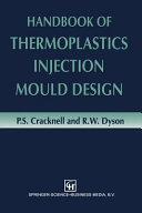 Handbook of Thermoplastics Injection Mould Design PDF