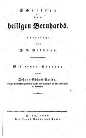 Schriften des heiligen Bernhards