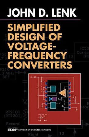 Simplified Design of Voltage Frequency Converters PDF