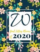 W Goal Setting Planner for 2020
