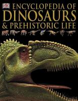 Encyclopedia of Dinosaurs   Prehistoric Life PDF