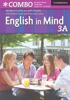 English in Mind Level 3A Combo with Audio CD CD ROM PDF