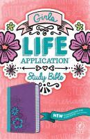 Girls Life Application Study Bible NLT PDF