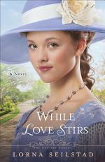 While Love Stirs (The Gregory Sisters Book #2)