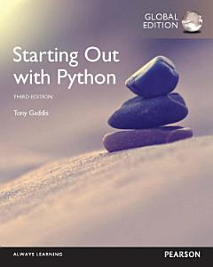 Starting Out with Python  Global Edition PDF