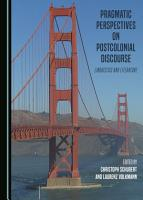 Pragmatic Perspectives on Postcolonial Discourse PDF