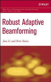 Robust Adaptive Beamforming