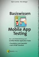 Basiswissen Mobile App Testing PDF