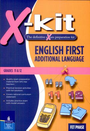 X kit FET Grade 11 12 English First Additional Language PDF