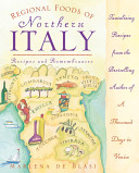 Download Regional Foods of Northern Italy Book