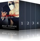 Trapped In Temptation Box Set (BBW Alpha Billionaire Romance)