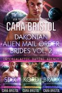 Dakonian Alien Mail Order Brides Boxed Sex Volume 2 (Intergalactic Dating Agency)