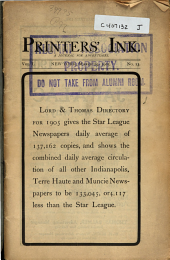 Printers' Ink: Volume 50, Issue 13