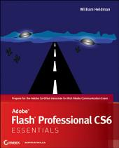 Adobe Flash Professional CS6 Essentials