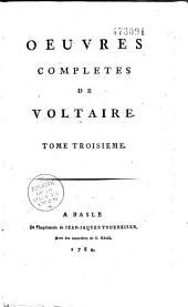 Oeuvres complètes de Voltaire: Volume59