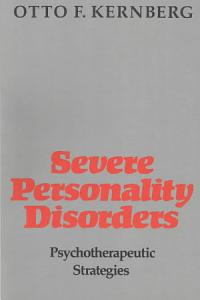 Severe Personality Disorders Book