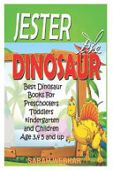Jester The Dinosaur Book PDF