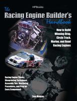 Racing Engine Builder s HandbookHP1492 PDF