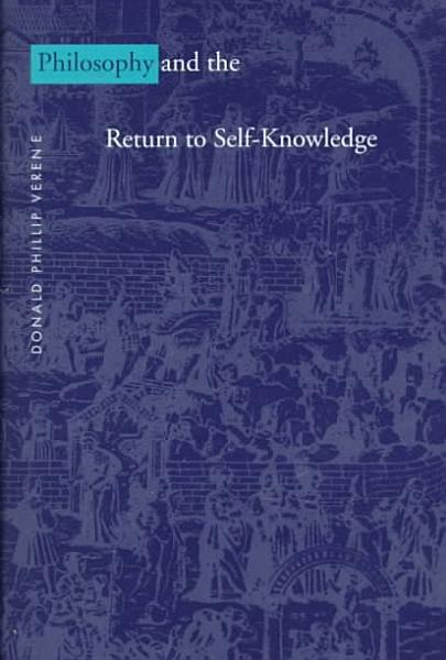 Download Philosophy and the Return to Self knowledge Book