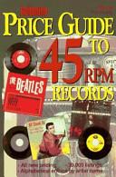 Goldmine Price Guide to 45 Rpm Records PDF