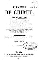 Éléments de chimie médicale: Volume2