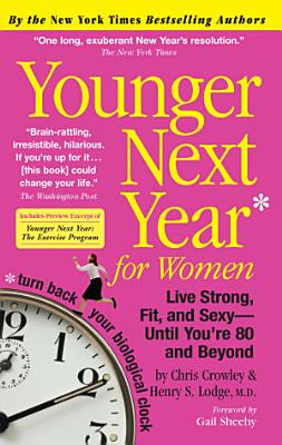 Younger Next Year for Women PDF