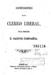Confesiones de un clérigo liberal