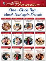 One Click Buy  March Harlequin Presents PDF