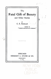 The Fatal Gift of Beauty: And Other Stories
