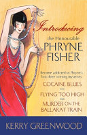 Introducing the Honourable Phryne Fisher Book