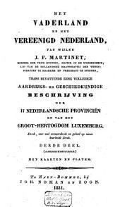 Het vaderland en Het Vereenigd Nederland: Volume 3