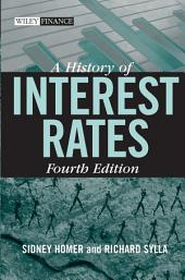 A History of Interest Rates: Edition 4