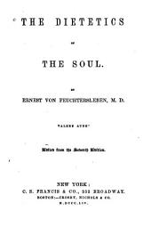 The Dietetics of the Soul