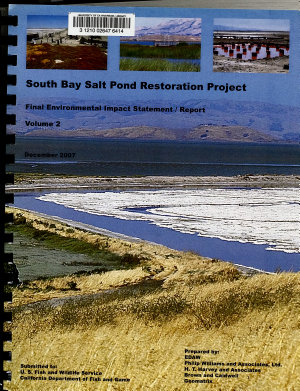 South Bay Salt Pond Restoration Project PDF