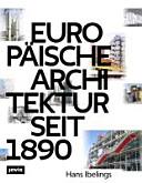 Europaische Architektur Seit 1890