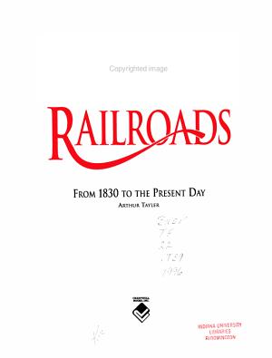 Illustrated History of North American Railroads PDF