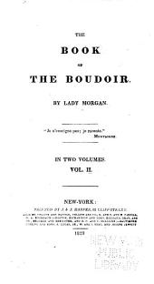 The Book of the Boudoir: Volume 2