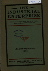 The Industrial Enterprise: Volume 25, Issue 6