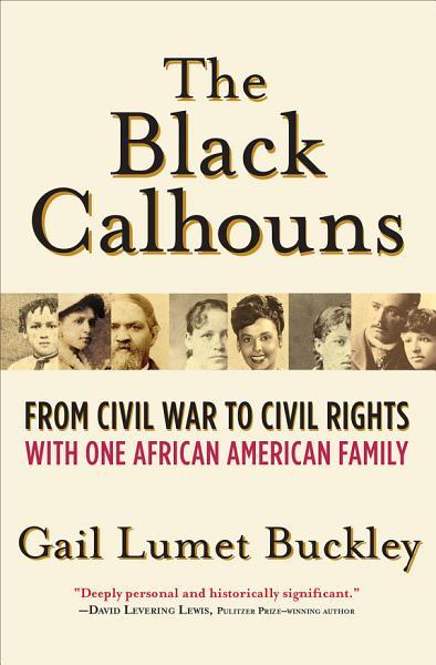 Download The Black Calhouns Book