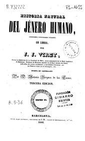 Historia natural del genero humano: Volumen 2